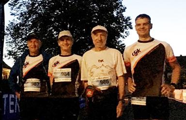 DJK Schwäbisch Gmünd beim 56 km Ultramarathon und Europacuplauf in Monschau dabei