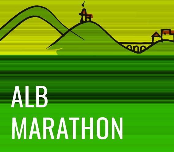 Zum Albmarathon der DJK Schwäbisch Gmünd