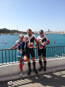 Finisher GIG Malta Marathon 2020
